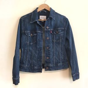 Levi's Denim Jean Jacket Size Small